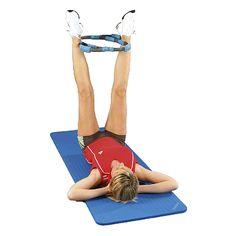 FlexOring - Der FlexOring ist ein patentiertes Pilates-Trainingsgerät mit vielfältigen Anwendungsmöglichkeiten.