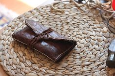 Unisex Leather Wallets - Mens Wallet - Womens Bag Purses Wallet - Handmade Gifts ideas - Leather Telephone Case - Leather Tobacco Pouch on Etsy, $66.62 AUD