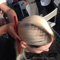 Pixel Hair Trend 2015. For more hair inspiration visit www.hairscope.co.za