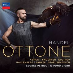 Buy Ottone by Max Emanuel Cencic at Mighty Ape NZ. Handel's Ottone, re di Germania is presented here in a new recording by Max Emanuel Cencic and a superb cast, under the baton of George Petrou with Il. Georg Friedrich Händel, Rare Records, Opera Singers, Great Words, Classical Music, New Life, It Cast, Album, Anna