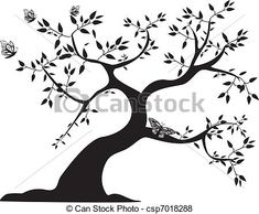 träd - csp7018288