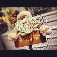 Decor de Natal - Hohoho!