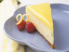 Guilt-Free Dessert: Sugar-Free Lemon Cheesecake ( substitute limes or key limes! )