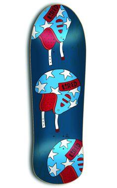 Tired Skatebards New skateboard company by Parra 02 570x912 Tired Skateboards New skateboard company by Parra
