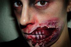 Tutos effet spéciaux blessures pour Halloween | Juste Sublime