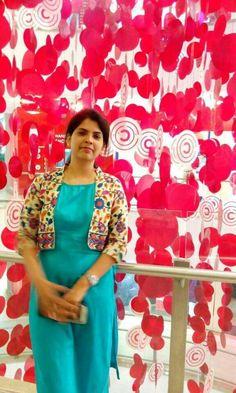 Salwar Designs, Kurti Neck Designs, Kurti Designs Party Wear, Blouse Designs, Kalamkari Dresses, Ikkat Dresses, Kalamkari Kurta, Indian Formal Dresses, Chudidhar Designs