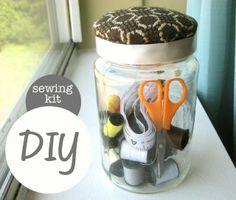 sewing kit diy