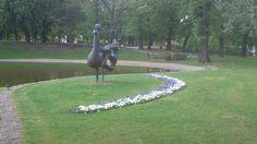 Park Karola Marcinkowskiego | Karol Marcinkowski park