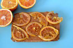 Blood orange curd bar, sugar free