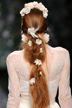 Mercedes Benz Fashion Week Madrid S/S 2013 -Victorio & Lucchino bridalcollection