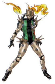 Persona - Vulcanus
