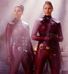 Cara Mason, Mord Sith in The Legend of the Seeker (Actress: Tabrett Bethell)