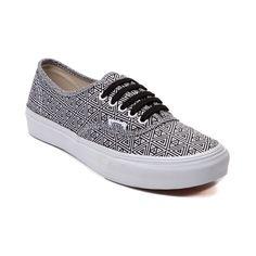 Vans Authentic Slim Skate Shoe