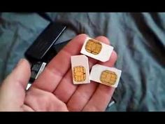 Find Gold in Sim Cards and More! - YouTube