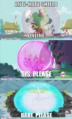 Shining Armor, Please.