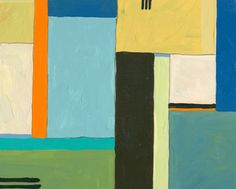 City Spaces by Jan Weiss on Artfully Walls