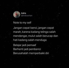 Quotes Rindu, Quotes From Novels, Tumblr Quotes, Text Quotes, Sarcastic Quotes, Mood Quotes, Life Quotes, Reminder Quotes, Self Reminder