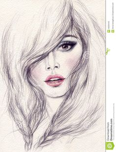 woman-portrait-abstract-watercolor-fashion-background-hand-painted-art-illustration-49259443.jpg (994×1300)