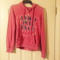Aeropostale Hoodie This hoodie is in good condition Aeropostale Tops Sweatshirts & Hoodies