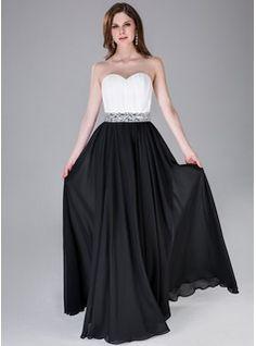 Prom Dresses - $157.99 - A-Line/Princess Sweetheart Floor-Length Chiffon Prom Dress With Ruffle Beading  http://www.dressfirst.com/A-Line-Princess-Sweetheart-Floor-Length-Chiffon-Prom-Dress-With-Ruffle-Beading-017030906-g30906