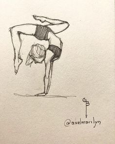 564 mentions J'aime, 4 commentaires - Gary ( - Girl Drawing Sketches, Cool Art Drawings, Pencil Art Drawings, Easy Drawings, Art Sketches, Ballerina Drawing, Ballet Drawings, Dancing Drawings, Dancer Drawing