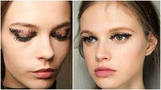 2015-2016 Sonbahar/Kış Makyaj Trendi #2015-2016 #makeup #trends #fall #winter
