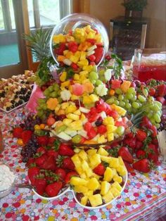High School Graduation Decoration Ideas | Graduation Party Ideas | Food for the Party | Handee Mandee's Blog