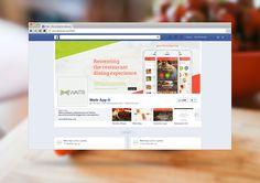 Waitr Facebook Cover by Rareș Popescu