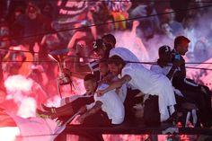 La festa della Juventus per lo scudetto - Il Post
