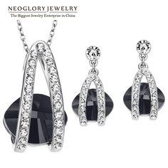 Blue Crystal Flower Love Clip Cuff Earrings Birthday Teen Girl Gifts Charm Brand Fashion Statement Jewelry New JS9 Like it? www.lolfashion.ne... #Jewelry #shop #beauty #Woman's fashion #Products