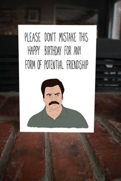Top 10 Life Lessons Quotes From Ron Swanson Life lesson quotes