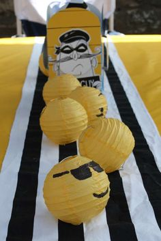 Cops and Robbers Birthday Party Ideas | Photo 6 of 65 | Catch My Party