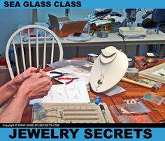 ► ► Check out my Adventures with a Sea Glass Class in Hawaii! :)