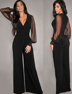 sleek and sexy examples of Jumpsuits and bodysuits for your inspiration and guide with the Ways to wear and Accessorize Jumpsuit to get Chic Street Style