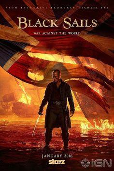 Cine Series: 'Black Sails' tercera temporada, ser pirata no es nada fácil