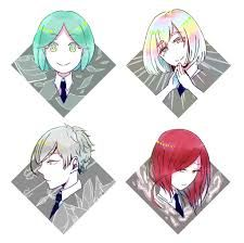 Image result for 宝石の国