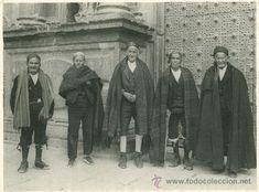 Fotografía de Otto Wunderlich en Daroca (Zaragoza) 1929.