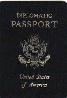 diplomatic passport - Bing Images