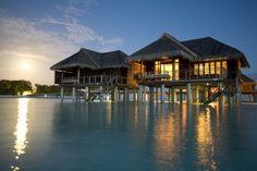 White Sand Beach Resort in Maldives