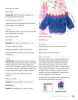 Gallery.ru / Фото #31 - 09-90 - miroslava388 Sweaters, Fashion, Tejidos, Moda, Fashion Styles, Sweater, Fashion Illustrations, Sweatshirts, Pullover Sweaters