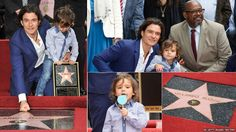 Orlando Bloom honoured with star on the Hollywood Walk of Fame