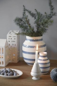 Mix and match your Kähler products and create a beautiful tableau of your favourite design.