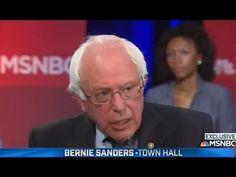 Bernie Sanders CLOSING STATEMENT | New York Debate - YouTube
