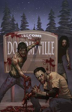 fantasy zombie - Page 2 Zombie Life, Zombie Walk, Zombie Zombie, Dead Zombie, Resident Evil, Pentacle, Zombies, Dragons, Zombie Style