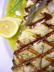 Weber Grill Recipes: Grilled Halibut Recipe