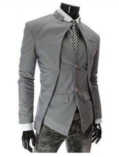 Men's Elegant Formal Blazer - 3 Colors!