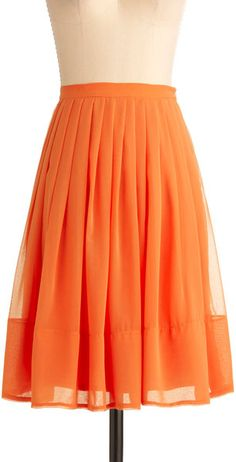 Clementine and Again Skirt - Lyst