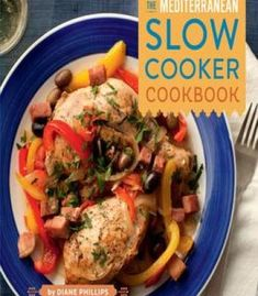 The Mediterranean Slow Cooker Cookbook PDF