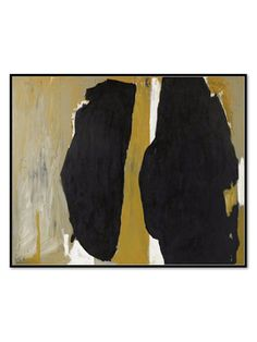 Robert Motherwell, Two Figures, 1960 by Pablo Picasso (Framed) from Art Inspired by Italy on Gilt