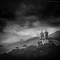 Ouro Preto, Minas Gerais - Brasil.